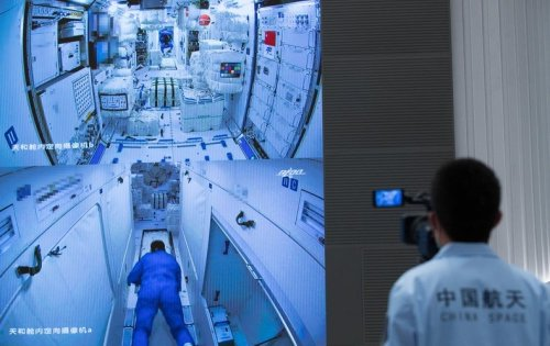 China's Space Station Is Preparing to Host 1,000 Science Experiments