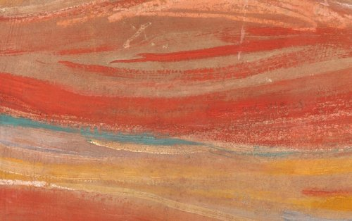The Famed Painting The Scream Holds a Hidden Message