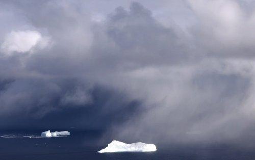 Rare Arctic Hurricane Dampens Historic Greenland Melting
