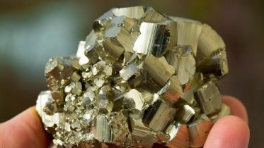 """""""Invisible"""" Gold – Scientists Discover """"Fool's Gold"""" Is Not So Foolish After All"""