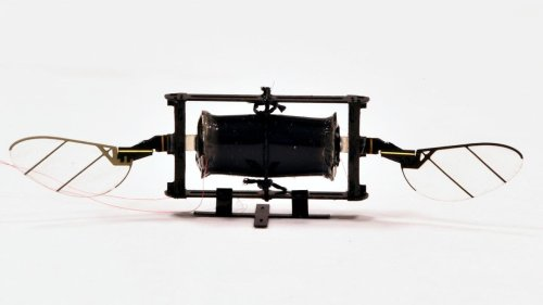 Insect-Inspired Flying Robots: Researchers Introduce a New Generation of Tiny, Agile Drones