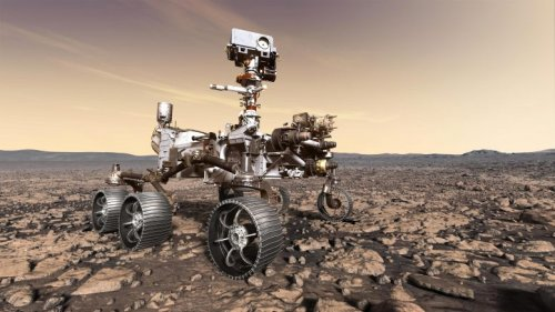 Mars Report : Update on NASA's Perseverance Rover SuperCam Instrument June 10, 2021