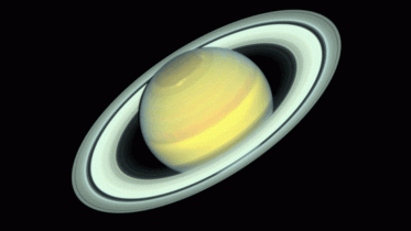 Stunning Hubble Images Capture Changing Seasons in Saturn's Vast and Turbulent Atmosphere