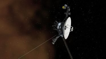 "In the Emptiness of Space 14 Billion Miles Away, Voyager I Detects ""Hum"" From Plasma Waves"