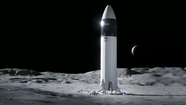 NASA Selects SpaceX Starship to Land Next Americans on Moon