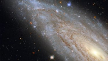 Hubble Spots a Galactic Powerhouse
