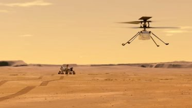 NASA Ingenuity Helicopter: Flying on Mars Is Getting Harder and Harder