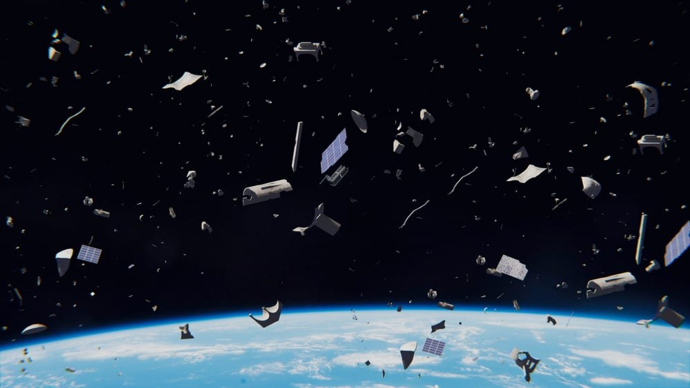 UK engineers on a mission to clean up space junk by retrieving defunct satellites moving at 17,000 mph - cover