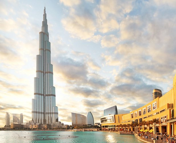 The Incredible Story Of How The Burj Khalifa's Poop is Trucked Out of Town | INTELLIGENT WORLD TODAY