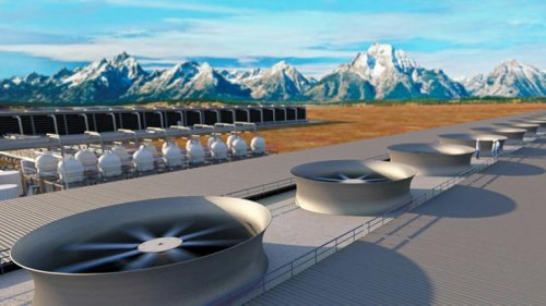 New Carbon Removal Facility Will Capture 1 Million Tons Per Year   ECO EVOLUTION TODAY