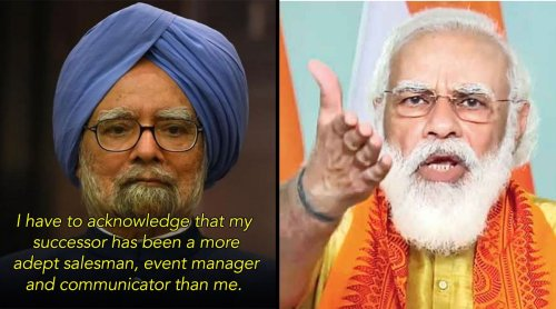 11 Times Manmohan Singh Spoke His Mind and Wasn't Silent At All