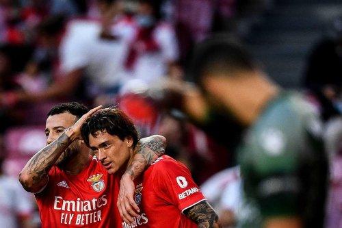Benfica vence Boavista e mantém pleno de vitórias no campeonato (3-1) - ScoreMore Sports