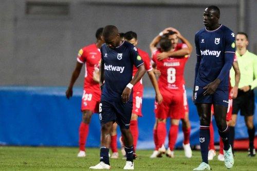 Belenenses SAD e Gil Vicente empatam a um golo em Leiria - ScoreMore Sports