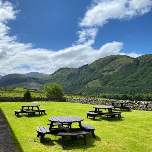 13 of the most scenic beer gardens in Scotland