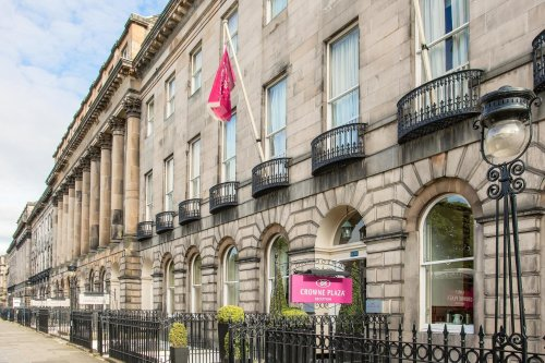 Hotel on one of Edinburgh's grandest streets to undergo full refurb following takeover