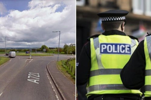 Police have recovered £108,000 worth of drugs after pulling over a man driving in an 'erratic manner'