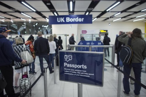Vaccinated visitors from EU and US arriving in England will not need to quarantine from Monday
