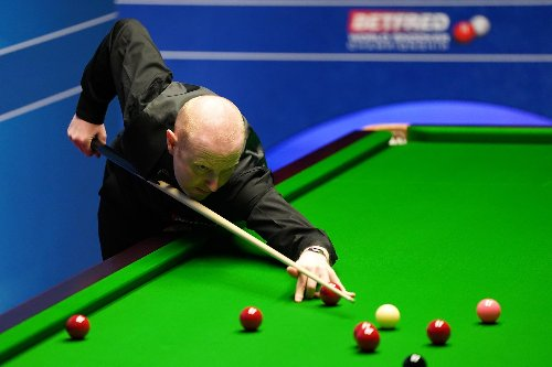 Snooker: Anthony McGill insists he's up with the best after more final-frame agony