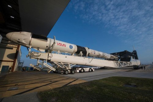 Spacex launch: what time does the SN15 starship lift off, what is Crew-2 mission - and how to watch from UK