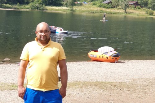 'He was like a brother to me' - Tributes paid to Edinburgh father-of-one who died following Loch Lubnaig incident