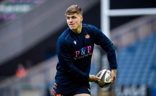 Duhan van der Merwe's departure can open the door for Jack Blain at Edinburgh