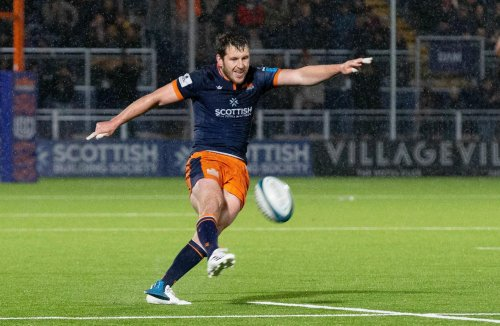 Edinburgh overcome loss of two stand-offs to beat the Bulls amid late drama in United Rugby Championship