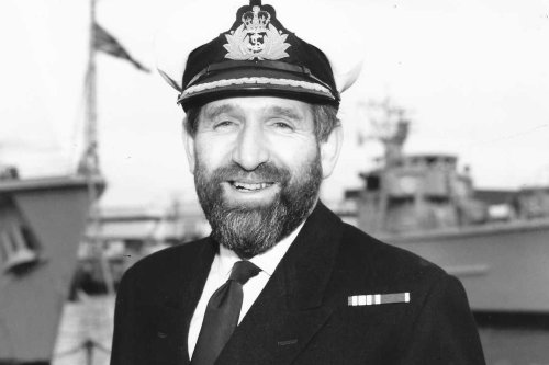 Obituary: John Wightman CVO CBE, solicitor and Royal Naval Reserve Commodore