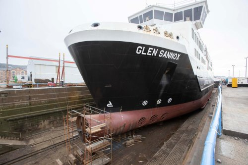 Ministers and officials to blame for CalMac ferry scandal, not the shipyard – Kenny MacAskill MP