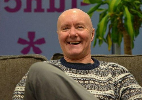 Trainspotting author Irvine Welsh 'proud' of fans stealing copies of books