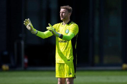 Celtic: Ange Postecoglou hints at goalkeeper selection call ahead of Champions League qualifier in Midtjylland