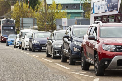 Edinburgh takes next steps towards polluting car ban - but Spaces for People decision delayed
