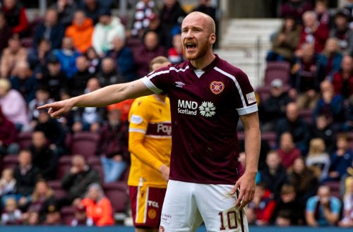 Two influential attackers '50-50' as Hearts put unbeaten record on line at St Johnstone