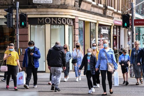 The 10 areas of Scotland where Covid rates have tripled since Christmas