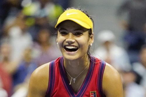 Tennis champion Emma Raducanu puts men who to attempt shame and judge in their place – Eleanor Bird