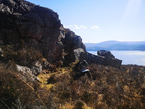Scotland's illegal whisky making mapped as archaeologists search for illicit stills in the hills