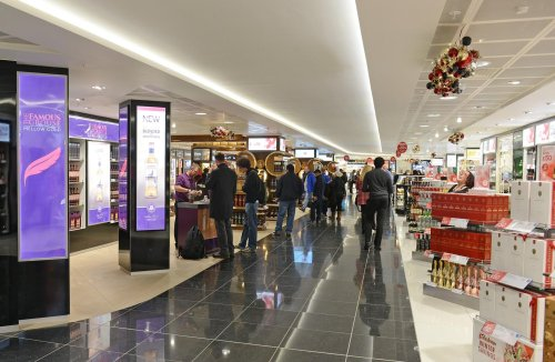Duty free shops for arriving passengers urged by cash-strapped Edinburgh and Glasgow airports to boost flagging income
