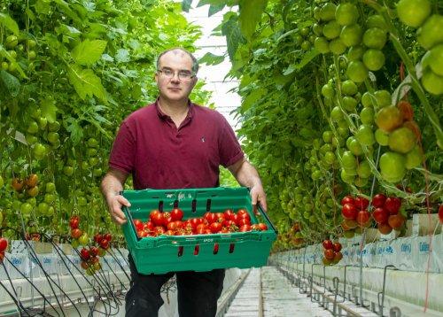 Scotland's Larder Jim Shanks from Standhill Farm, Hawick