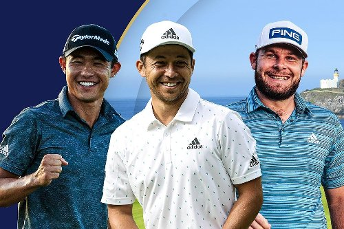 Collin Morikawa and Xander Schauffele confirmed for Scottish Open in July