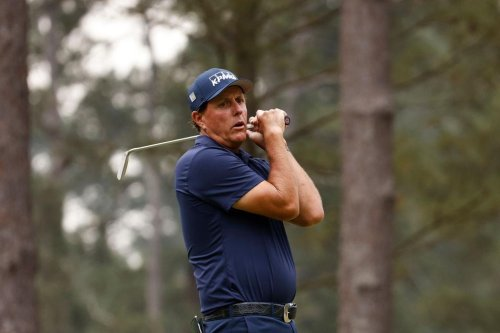 'I'm out to beat Phil Mickelson these days, not meet him' says Bob MacIntyre