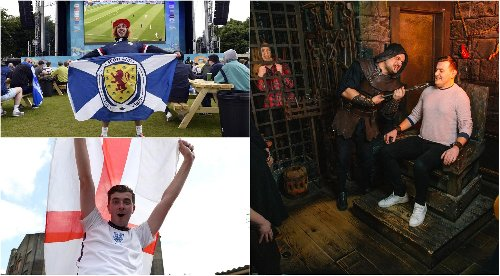 London tourist attraction BANS Scotland fans with kilts, bagpipes or 'Mc' surnames ahead of England clash
