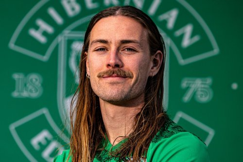 """Jackson Irvine pierced his own ears. He's just what Hibs need if they're to avoid another """"Chernobyl"""" at Hampden"""