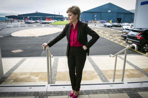 FMQs sketch: When Nicola Sturgeon's words come back to haunt her