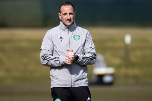 John Kennedy determined to solve set-piece flaws against Rangers as interim manager lifts lid on Celtic flop