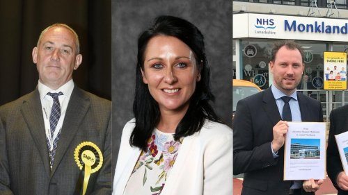 Scottish Election 2021 results: Here is a list of all the new MSPs elected to the Scottish Parliament