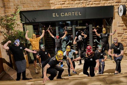 El Cartel opens third branch