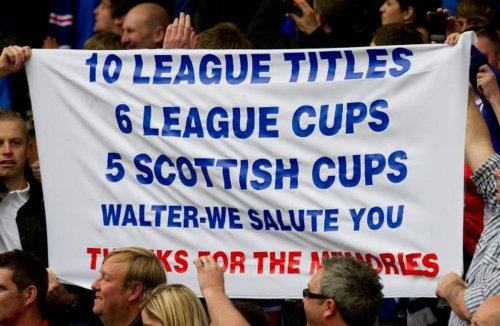 Managerial great, exceptional coach and outstanding human being - Rangers will never see Walter Smith's like again