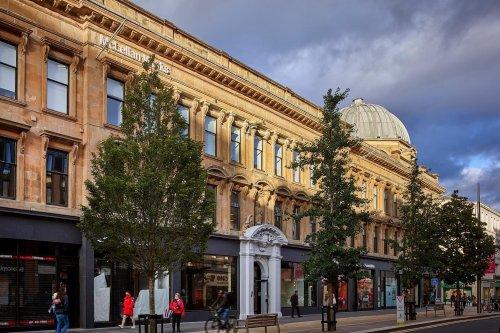 Three tenants secured after landmark Glasgow building undergoes transformation