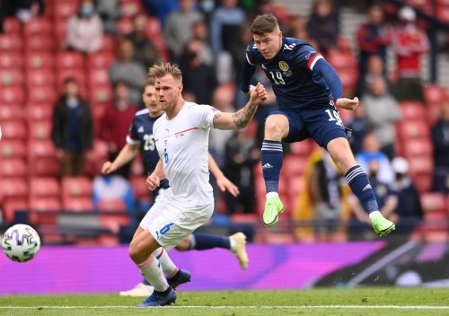 Euro 2020: Kevin Nisbet becomes first Hibs player in 47 years to play for Scotland in major finals