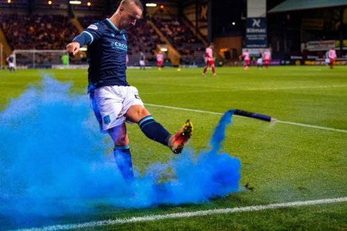 Leigh Griffiths: Police update over smoke bomb incident - will striker be able to face Rangers?