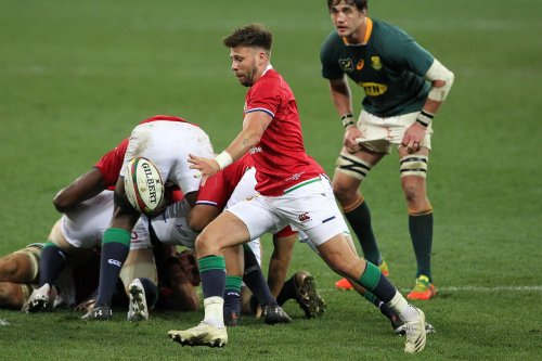 Lions Tour 2021: Ali Price and Rory Sutherland drop out of Lions for second Test as Chris Harris is called up